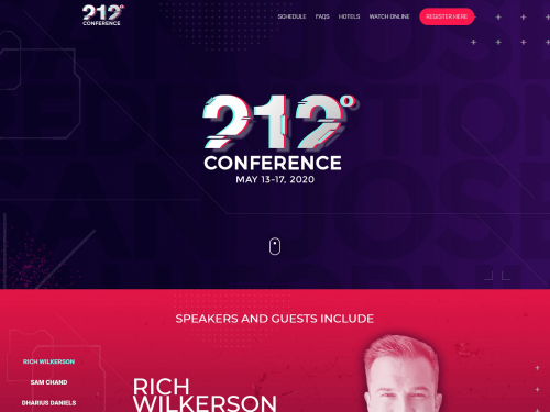 212 conference 2020 thumbnail